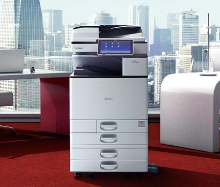 Stampanti Multifunzione e fotocopiatrici a colori - Formula noleggio o in vendita