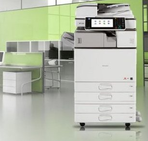 Ricoh stampante MP2554 - verde Logical System