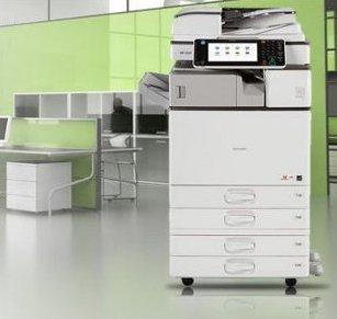 Ricoh stampante MP2554 - verde Logical System