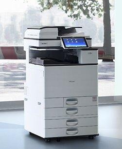 Ricoh stampante multifunzione colori mp-c2504 Logical System