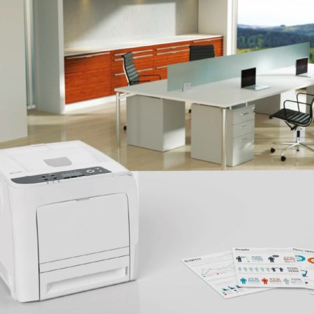 Ricoh SP C340DN scrivania Logical System