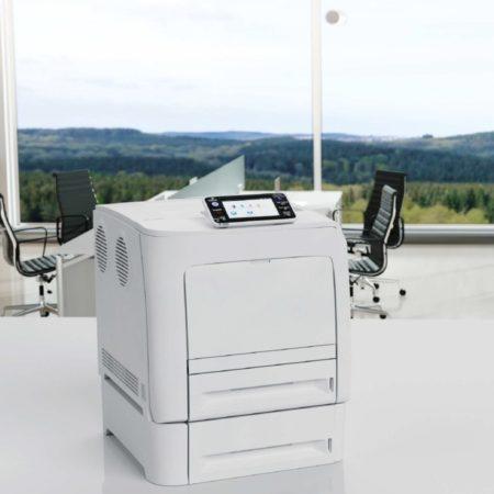 Stampante laser colori SP C342DN scrivania Logical System