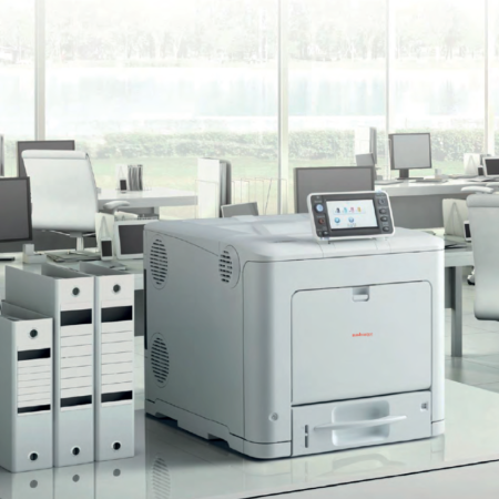 Stampante colori Ricoh SPC352DN - 1 Logical System