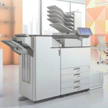 Ricoh Stampante multifunzione colori SPC840 completa Logical System